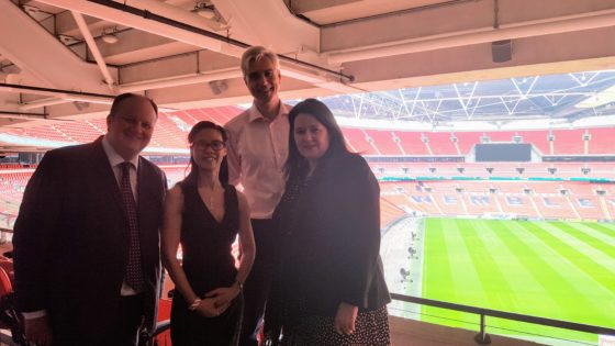 Levy Ready event at Wembley with Umbrella Training, Upskill People and Star Quality Hospitality
