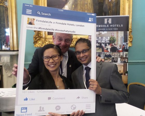 Institute of Hospitality London's Career Fair 2017
